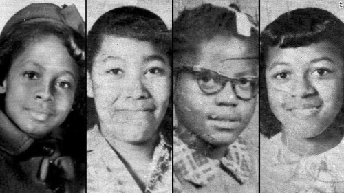 Birmingham bombing girls
